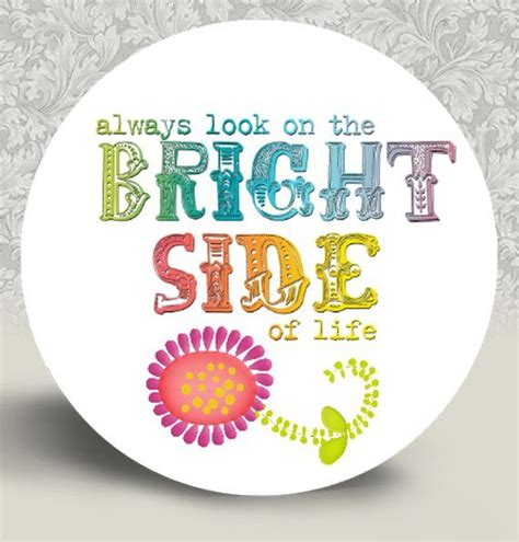 bright side bright side of things quotes quotesgram