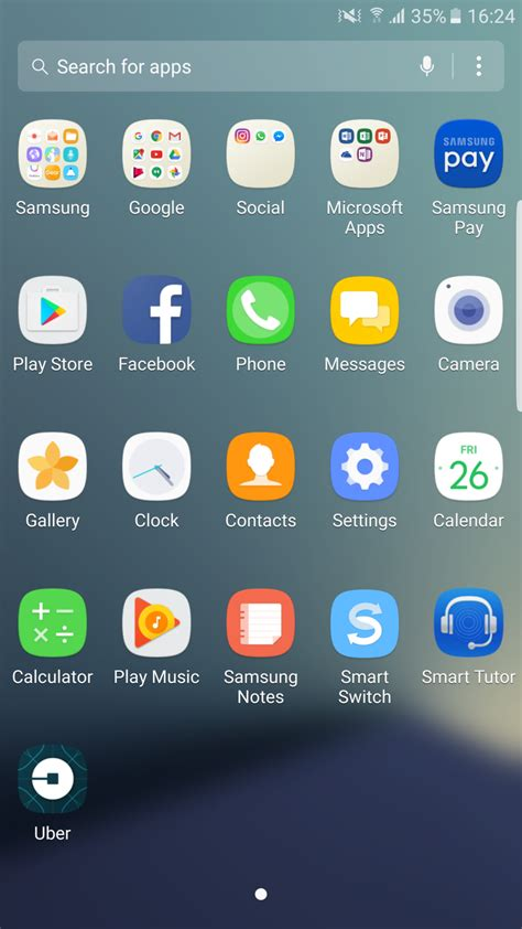 samsung galaxy note pictures apps directories how to toggle home screens widgets and create folders on