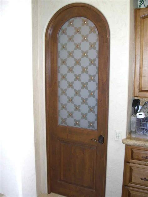 Pantry Doors With Glass Parquet Pantry Door Glass Inserts Sans Soucie