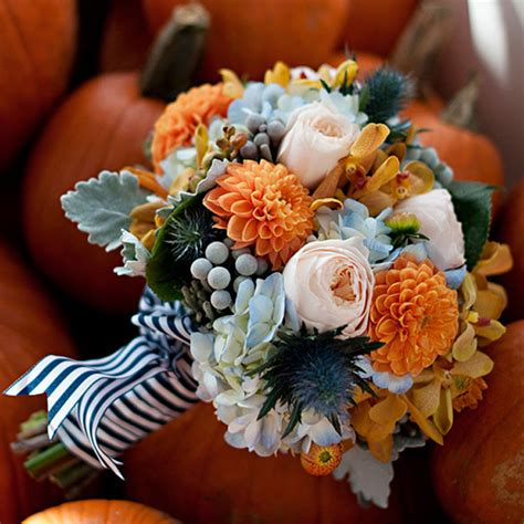 fall wedding flower ideas pictures 25 stunning wedding bouquets part 11 the magazine