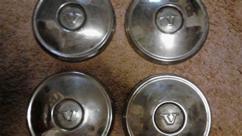 set    volvo ps hub caps  sale  brea california