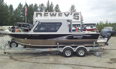 where are hewes boats made hewescraft 22 ocean pro hard top
