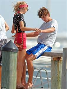 Multi Family House by Taylor Swift And Conor Kennedy Kiss Passionately For All