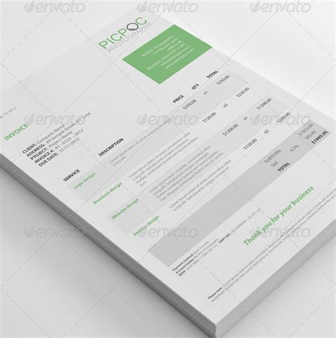 invoice template for graphic designer freelance graphic design freelance invoice hardhost info