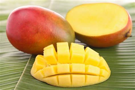 Fruit Mango magnifazine