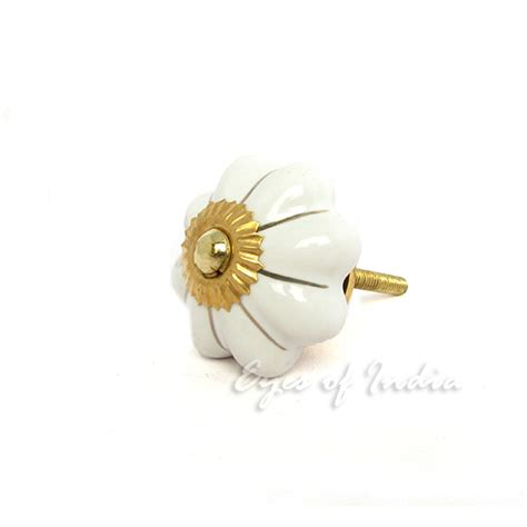 decorative cabinet door knobs white decorative ceramic dresser cupboard door cabinet