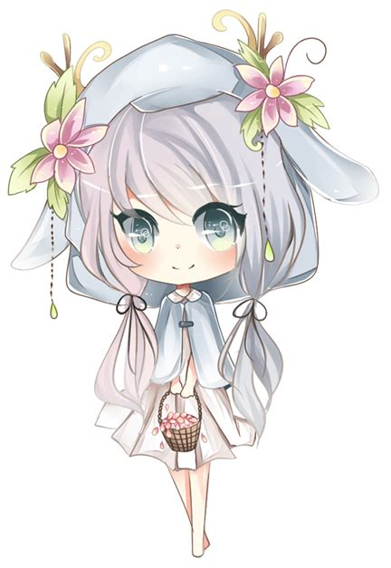 imagenes realistas anime basket of pink by cherriluu deviantart com on deviantart