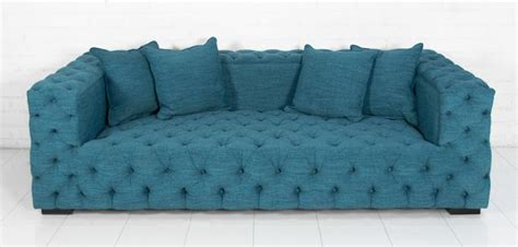 tufted turquoise sofa www roomservicestore com tufted fat boy sofa in lucky