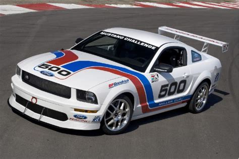 mustang challenge ford racing mustang challenge set to after just