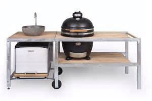 Kitchen Table Or Island gartenk 252 che und outdoork 252 che grillen im garten