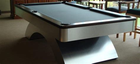 used olhausen pool tables used 8 olhausen waterfall pool table