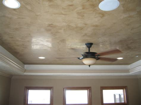 Modern Ceiling Finishes master bedroom ceiling italian venetian plaster