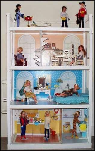 sindy dolls house furniture sindy doll house i had this but not all the furniture so my friend karen who had
