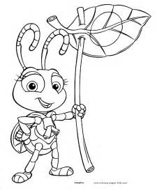 Pics Photos  Bugs Life Coloring Pages And Sheets Can Be Found In The sketch template