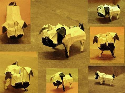 how to make an origami pug origami pug need this lovepug pug pug origami and faces