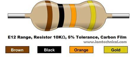 resistor color code for 300k resistor color code for 300k 28 images electronics 101 resistors resistance part 1 10 pcs 1