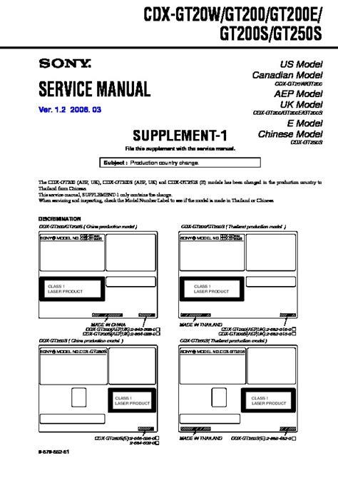 sony xplod cdx gt25 wiring diagram wiring diagram