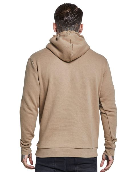 Jaket Zipper Hoodie Sweater Homies South Central 2 lyst siksilk 1 4 zip fleece hoodie in for