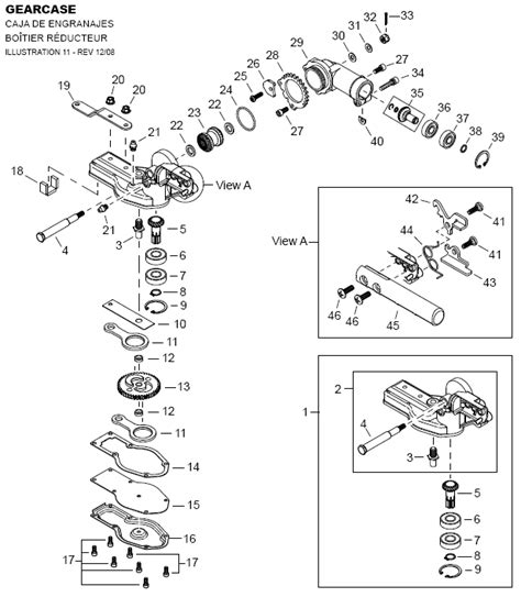 shindaiwa trimmer parts diagram shindaiwa ahs242 illustrated parts diagrams