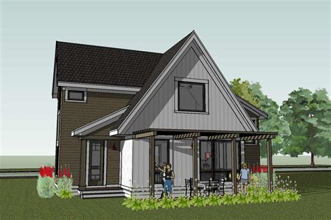 cabin plans modern small cottage house plans modern cottage house plans