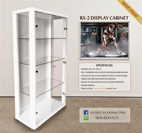 Lemari Di Informa jeffrey woodmachine specialist custom rak pajangan display kolektor toys
