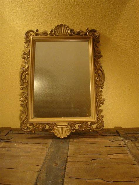 home interior framed art lovely vintage gold framed homco mirror vintage home