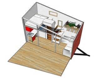 Sketchup Papercraft - s tiny house overview