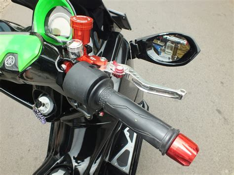 Jalu Stang Nmax By Ddeztbikersshop doctor matic klinik spesialis motor matic modifikasi