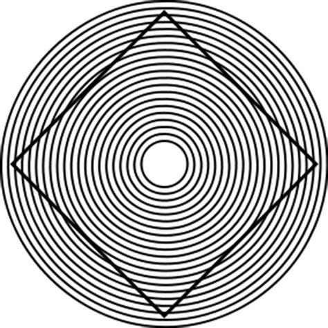 Penggaris Spiral Gambar gambar yang membuat ilusi mata why