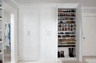 Dressing room shoe closet traditional closet new york by