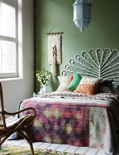 Home Decor Trend by Interior Design Trends 2017 Boho Bedroom House Interior