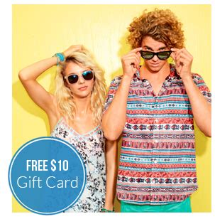 Aeropostale Gift Card Walgreens - free 10 a 233 ropostale gift card in store offer simple coupon deals