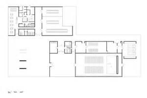 Floor Plan Dimensions gallery of crematorium heimolen kaan architecten 13