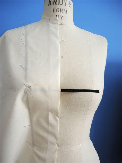 draping patterns draping princess bodice sewing projects burdastyle com