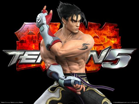 Game Wallpaper Tekken 5 | video games tekken 5