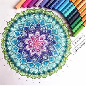 colored mandala stabilophilippines on instagram make your mandalas