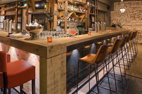Modern Mediterranean Interior Design press release new mediterranean bar bon vivant by estida