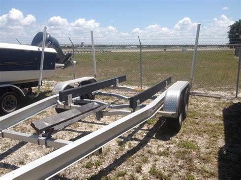 aluminum boat trailer guide posts 2009 rocket trailer for sale for a 24 ft 26 ft boat