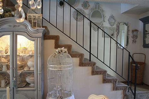 treppe shabby chic 11 escaliers qui respirent le style shabby chic bricobistro