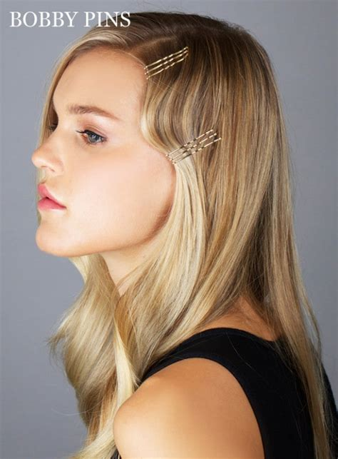 hairstyle ideas using bobby pins 14 fantastic and easy hairstyles you can create with