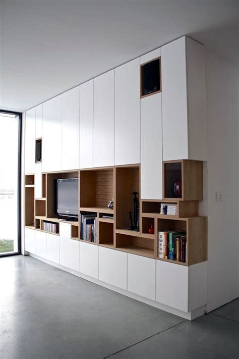 fernsehwand ideen 40 unique tv wall unit setup ideas bored