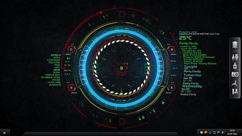 wallpaper engine and rainmeter the engine core desktop