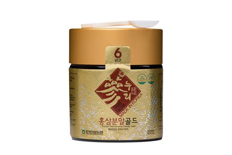Ginseng Powder korean ginseng powder 60 g spices food