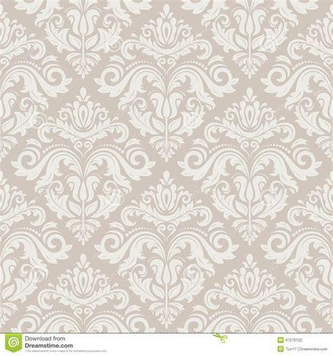 oriental arabesque pattern vector free damask seamless vector pattern orient background stock