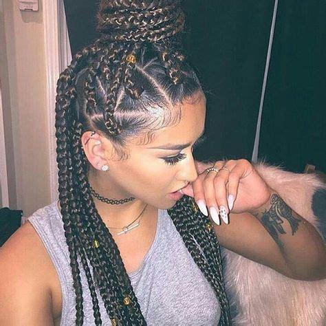 best 25 triangle hair ideas 25 best box braids ideas on pinterest box braid black