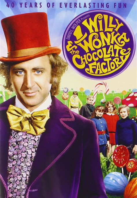 Willy Wonka The Chocolate Factory retrospective review willy wonka the chocolate factory