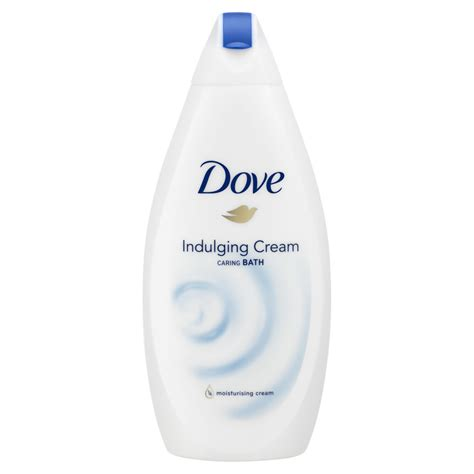 dove bathrooms dove indulging cream bath 500ml for only 163 2 50
