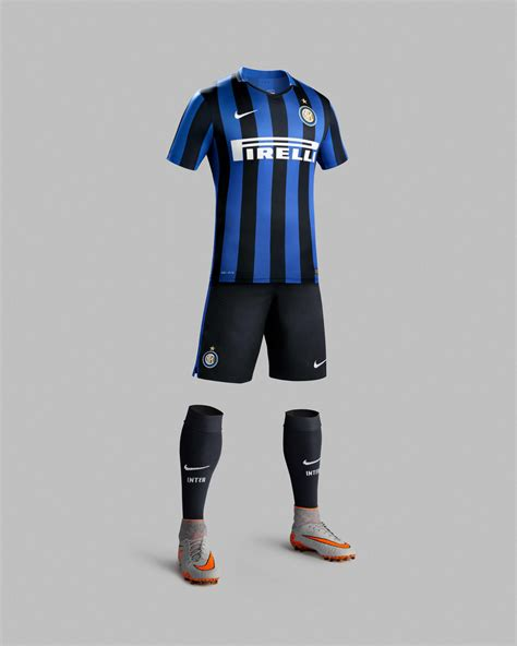 Jumpsuit Inter Milan Away nike creates classic inter milan home kit for 2015 16 nike news