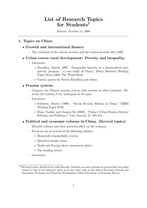 research paper topics for economics exle of retail cv uk literature review charismatic