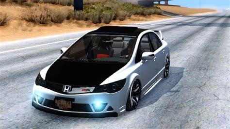 Modified Honda Civic Mugen Rr by Honda Civic Mugen Rr Osman Tuning Gta San Andreas